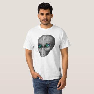 Gray allien T-Shirt