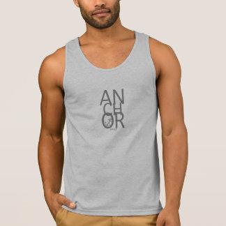 Gray Anchor Sway™ Singlet