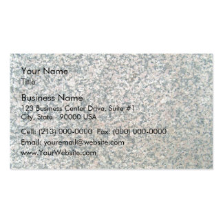 Gray and Pink Marble Texture Business Cards