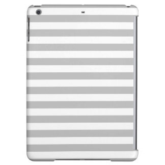 Gray and White Stripe Pattern