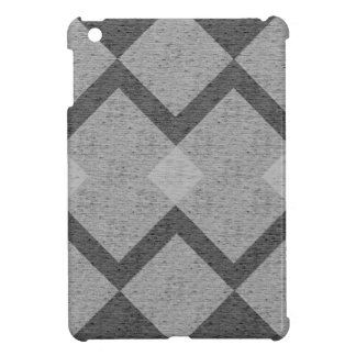 gray argyle case for the iPad mini