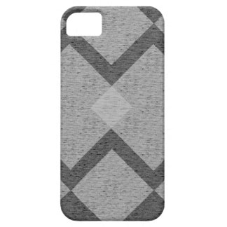 gray argyle iPhone 5 cases