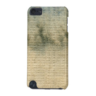 gray-blue background watercolor 6 iPod touch (5th generation) covers