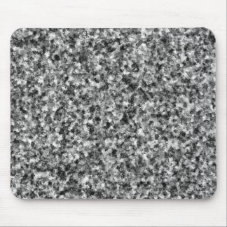 Gray Camouflage Mouse Pad