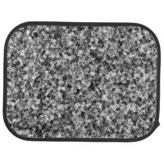 Gray Camouflage Rear Car Mat