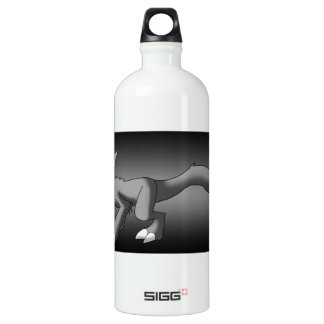 Gray Cat Dragon SIGG Traveller 1.0L Water Bottle