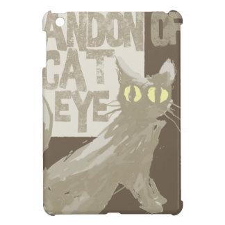 Gray Cat iPad Mini Case