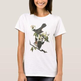 Gray Catbird by Audubon T-Shirt