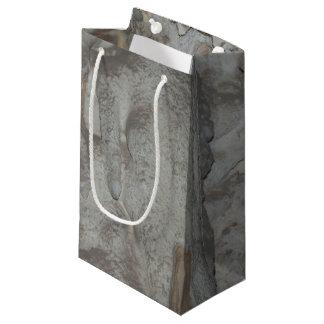 Gray Cave Small Gift Bag