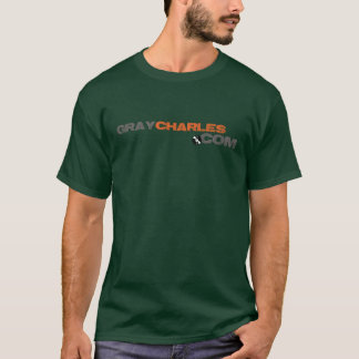 Gray Charles - Green T T-Shirt