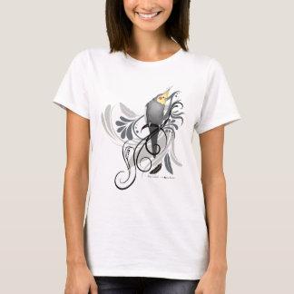 Gray Cockatiel T-Shirt