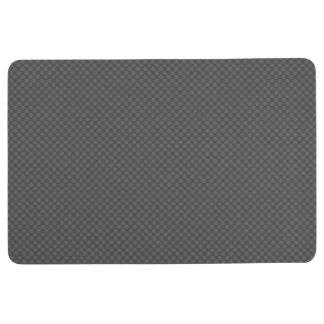 Gray Decorative Modern Floor Mat