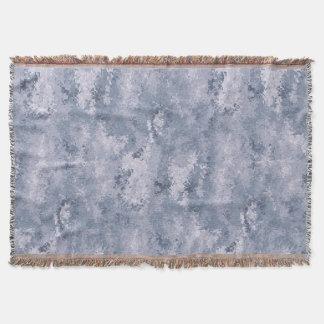 Gray Digi Camo Throw Blanket