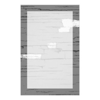 Gray Digital Art Graphic. Picture of Paint. Stationery Design