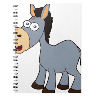 gray donkey notebook