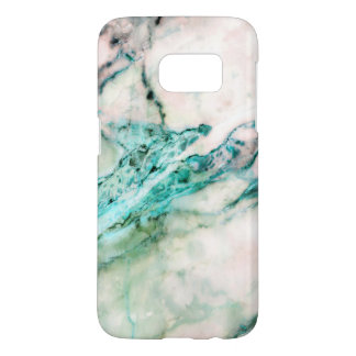Gray & Emerald Green Faux Marble Texture 3