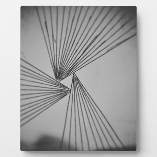 Gray Explicit Focused Love Plaque
