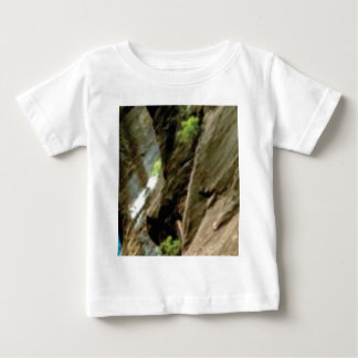 gray face of rock baby T-Shirt