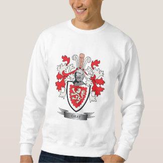 Gray Family Crest Coat of Arms Sweatshirt