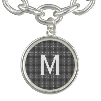 Gray Flannel Monogram
