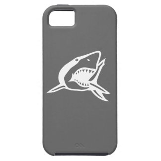 Gray Great White Shark iPhone 5 Case