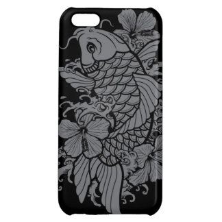 Gray Koi Fish iPhone 5C Case