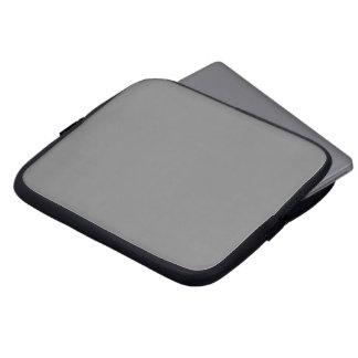 Gray Laptop Sleeve