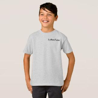 Gray lukastube tshirt