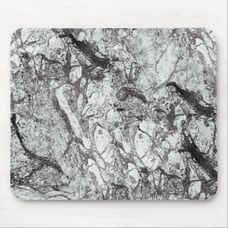 Gray Marble Mouse Pad