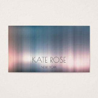 Gray Pink Powder Ombre Contemporary Pastel