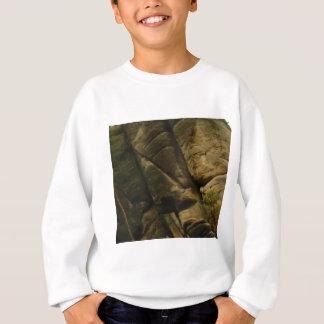 gray rocks of rumble sweatshirt