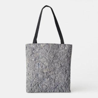 Gray Rough Concrete Texture 060 Tote Bag