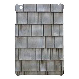 Gray Shingles iPad Mini Cover