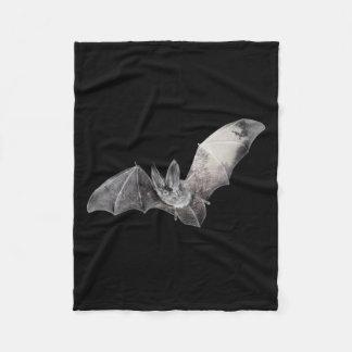 Gray Sky Travels Fleece Blanket