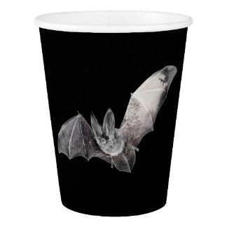 Gray Sky Travels Paper Cup