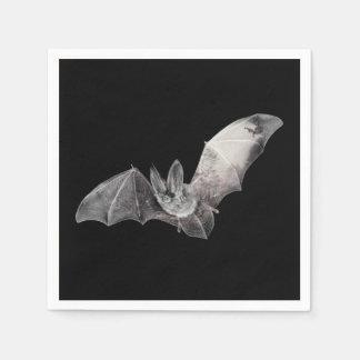 Gray Sky Travels Paper Napkin