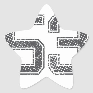 Gray Sports Jersey 53 Stickers