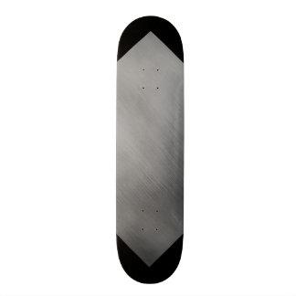 Gray Steel Speed Look Customizable 3 Skate Boards