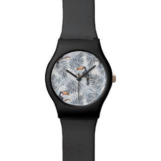 Gray Toucan Watch