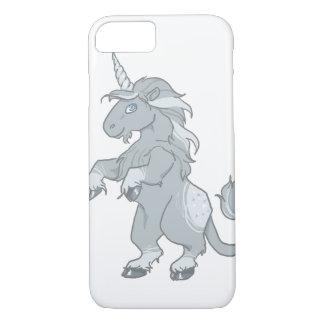 Gray Unicorn Case