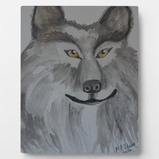 Gray Wolf 16-01.JPG Plaque