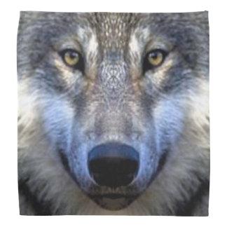 Gray Wolf Bandana