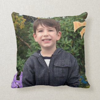 Grayden at Sesame Place Cushion