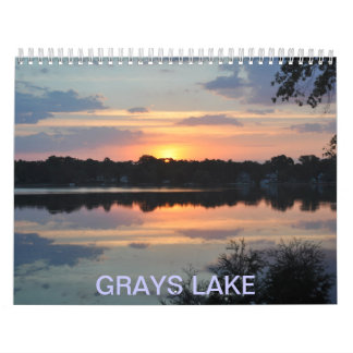 Grays Lake Calendar