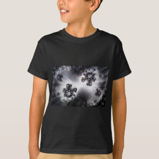Grayscale Galaxy T-Shirt
