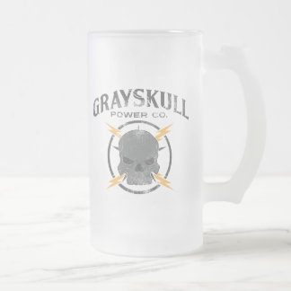 Grayskull Power Co. Coffee Mug