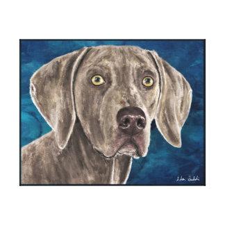 Grayson Canvas Print