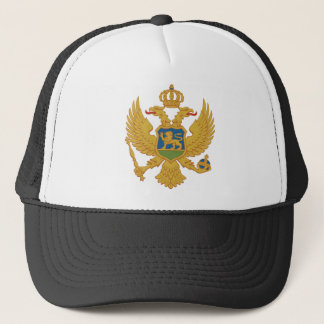 Grb Crne Gore, Montenegro coat of arms Trucker Hat