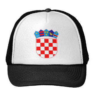 Grb Hrvatske, Croatian coat of arms Cap