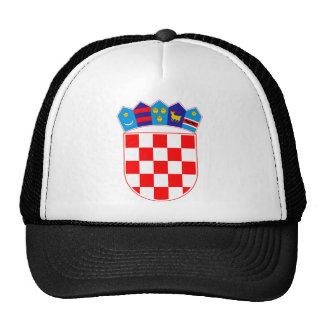 Grb Hrvatske, Croatian coat of arms Cap
